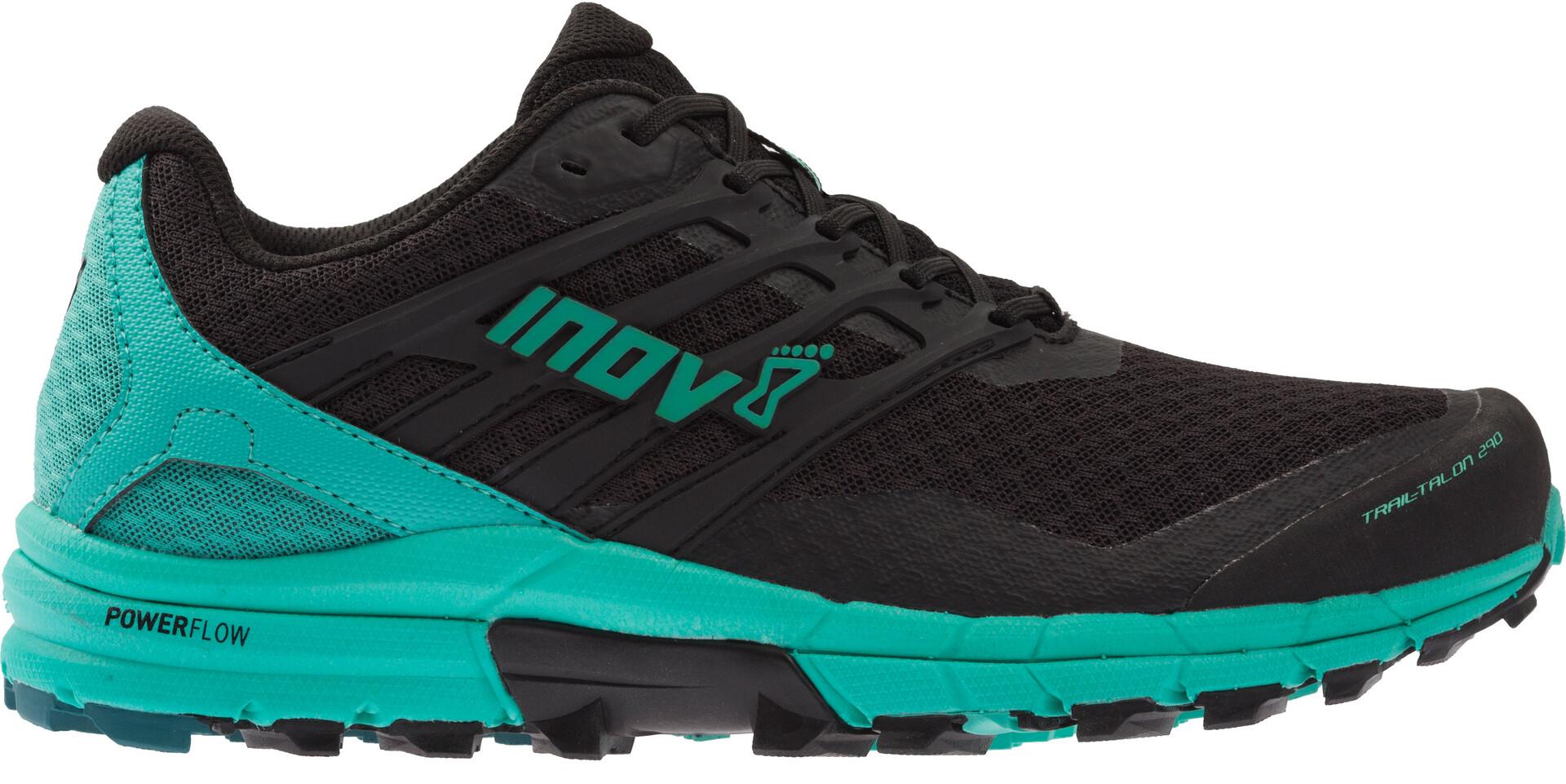 Noirturquoise Running 290 8 Femme Chaussures Inov Trailtalon BYqzxgg0